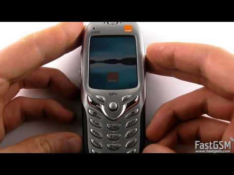 Unlock Code for Orange SPV E200 & O2 Xphone