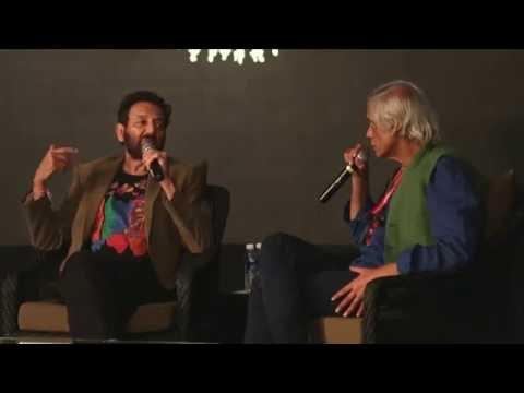 Virtual Reality and New Film Narratives - Shekhar Kapur, Sudhir Mishra