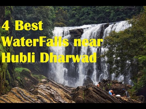 4 Best Waterfalls near Hubli Dharwad