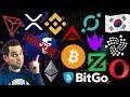 "FB Hacked... Again!!! S. Korea: Crypto Is ""Financial Products"" BitGo To $1 Trillion?!? Binance DEX"