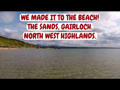 The Sands, Gairloch. North west Highlands. Scotland.