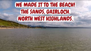 The Sands, Gairloch. North west Highlands. Scotland.