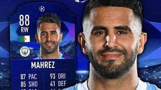 ALGERIAN MASTERCLASS! 🔥 88 UCL MOTM MAHREZ PLAYER REVIEW - FIFA 21 ULTIMATE TEAM