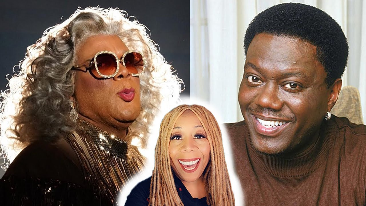 Madea is BACK, Forreal!!! Who's Playing Bernie Mac in His Biopic???