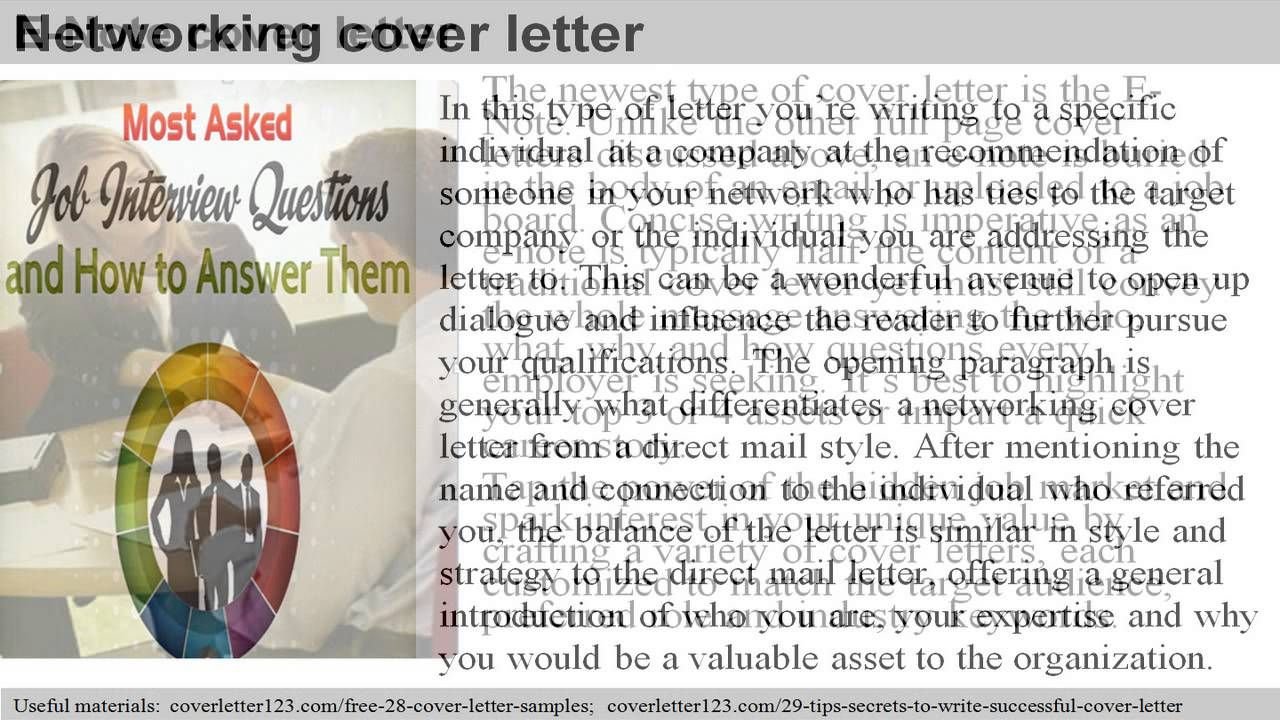 Top 7 security guard cover letter samples - YouTube