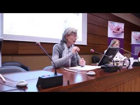 Medicals practitioners and experts give their testimonies at the Geneva Conference