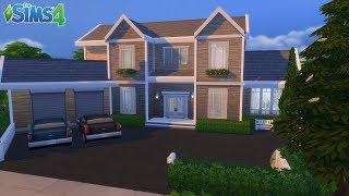 Les Sims 4 : Maison familiale simple /  sans CC