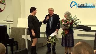 Koninklijke onderscheiding aan Truus Miske uit Assen