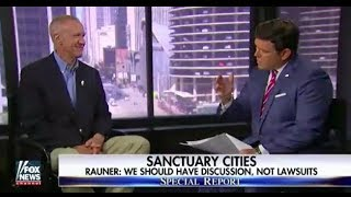 Illinois Gov. Rauner on Fox News