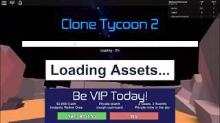Clone Tycoon 2 #1 Roblox, po prostu!
