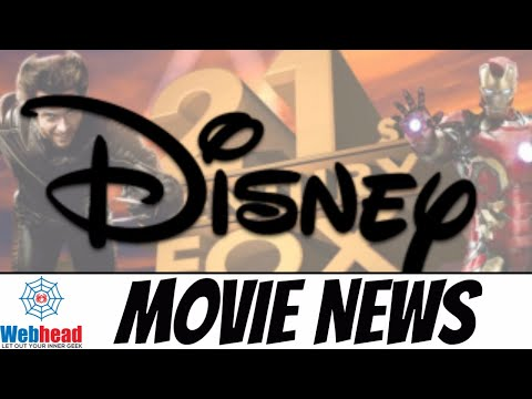Disney in Talks to Buy 21st Century Fox! Will Marvel get the Fantastic Four and X-men Rights Back?