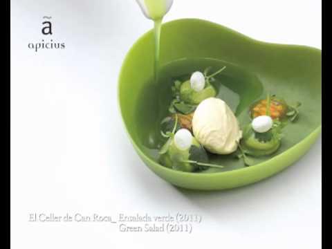 El Celler de Can Roca (20 mejores platos - 20 best dishes)
