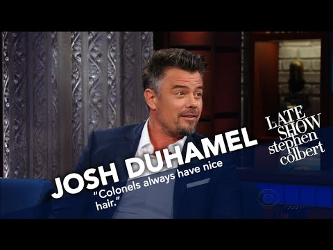 Josh Duhamel Says Transformers Are Less Robots, More Ancient Aliens
