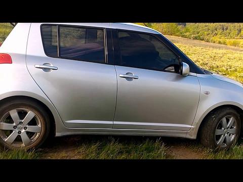 Suzuki Swift - размеры обманчивы