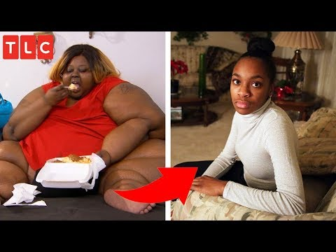 9 INCREDIBLY INSANE Transformations On My 600-lb Life