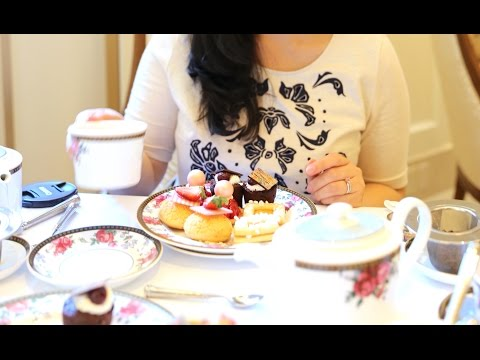 Afternoon Tea At Langham Boston {150th Anniversary}