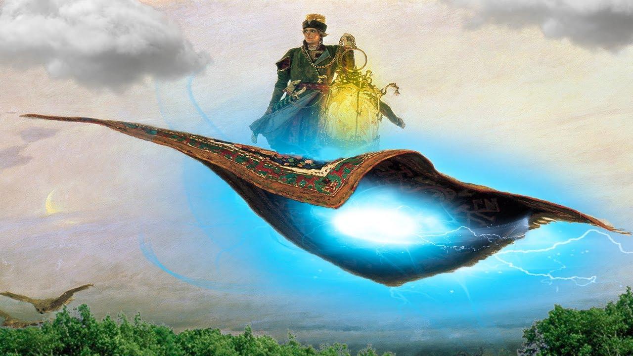 Kein Märchen - Alte Schriften Beschreiben Die Existenz Von Fliegenden