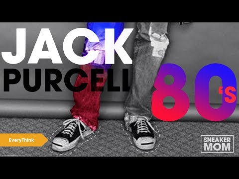 EveryThink: Sneaker Mom The Series Ep.4 Jack Purcell 80s ยุคสมัยแห่งสีสัน
