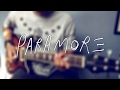 PARAMORE: HARD TIMES (NEW SONG 2017) • Guitar Cover by Rafael Freitas
