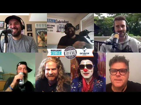 Somewhat Happy Hour with IAN BAGG and CLOWNVIS [Rizzuto Show]