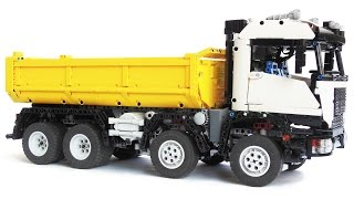 LEGO Technic 8x8 Off Road Dump Truck