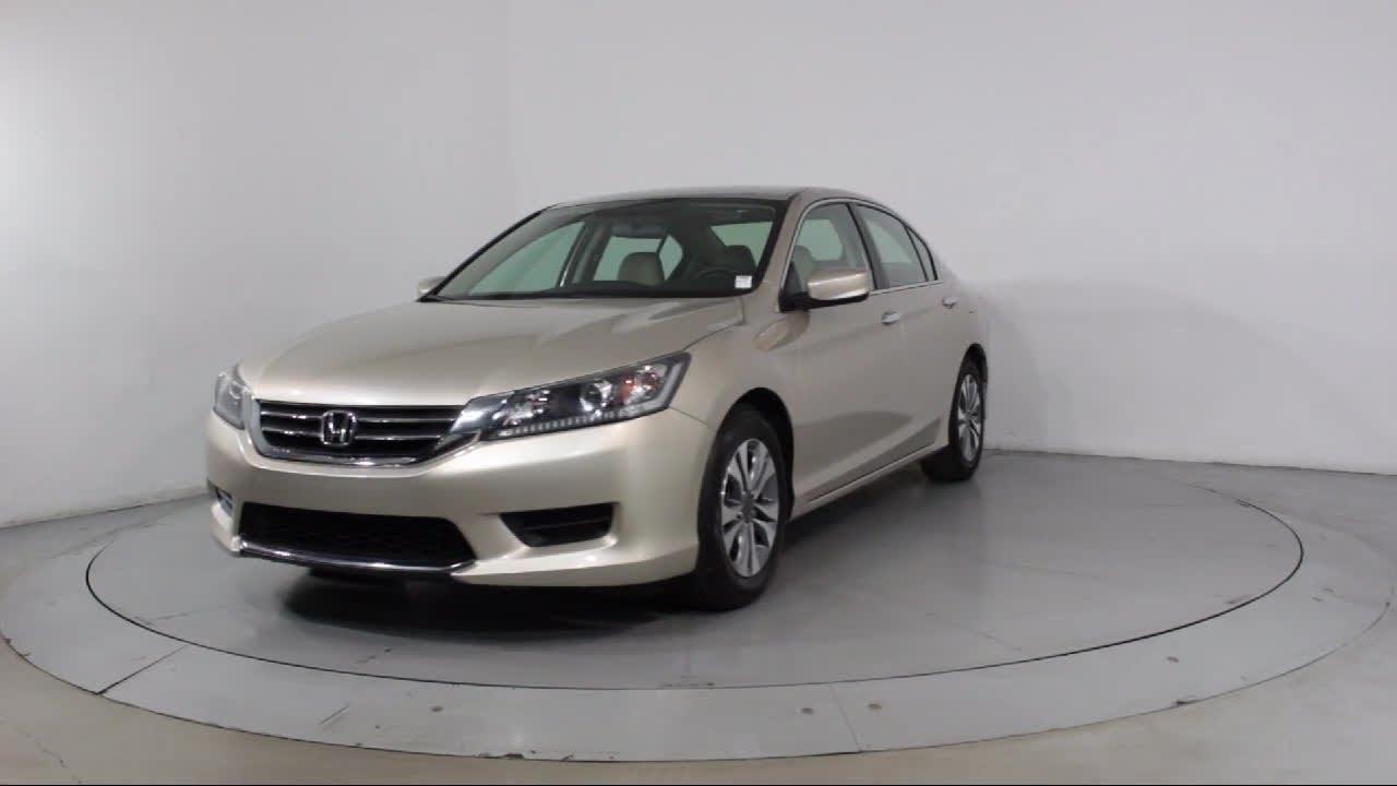 Honda Accord For Sale West Palm Beach
