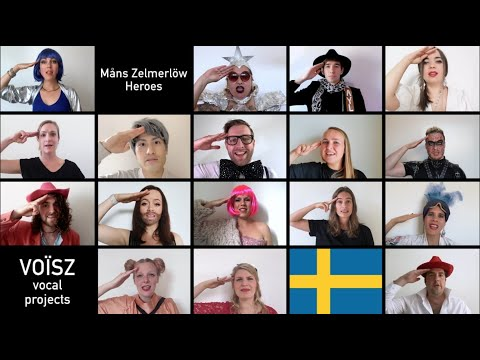 Eurovision Song Contest Medley - A Capella Tribute 2020