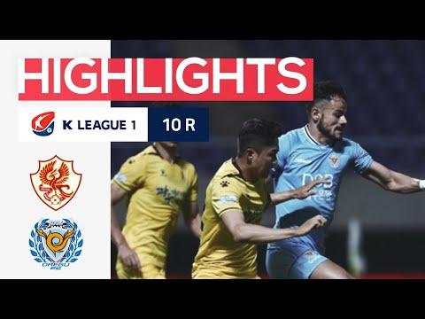 Gwangju FC Daegu Goals And Highlights