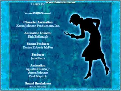 Nancy Drew: Message in the Haunted Mansion Ending + Credits