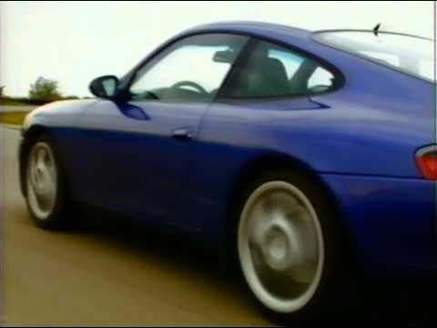 Porsche 996 Carrera4 Coupe&Cabriolet Promotional Video