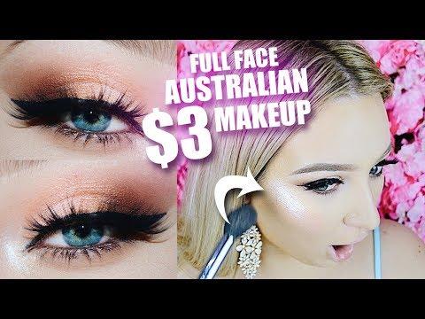 $3 AUSTRALIAN MAKEUP! MODE COSMETICS! ♡ Tobie Jean