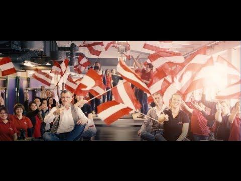 FAHNENGÄRTNER SONG - Wir hissen die Fahne
