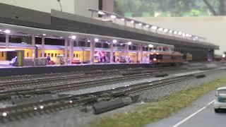 [なんか色々とカオス‼️]近鉄16000系旧塗装、近鉄21000系アーバンライナーplus、コキ100形など通過‼️