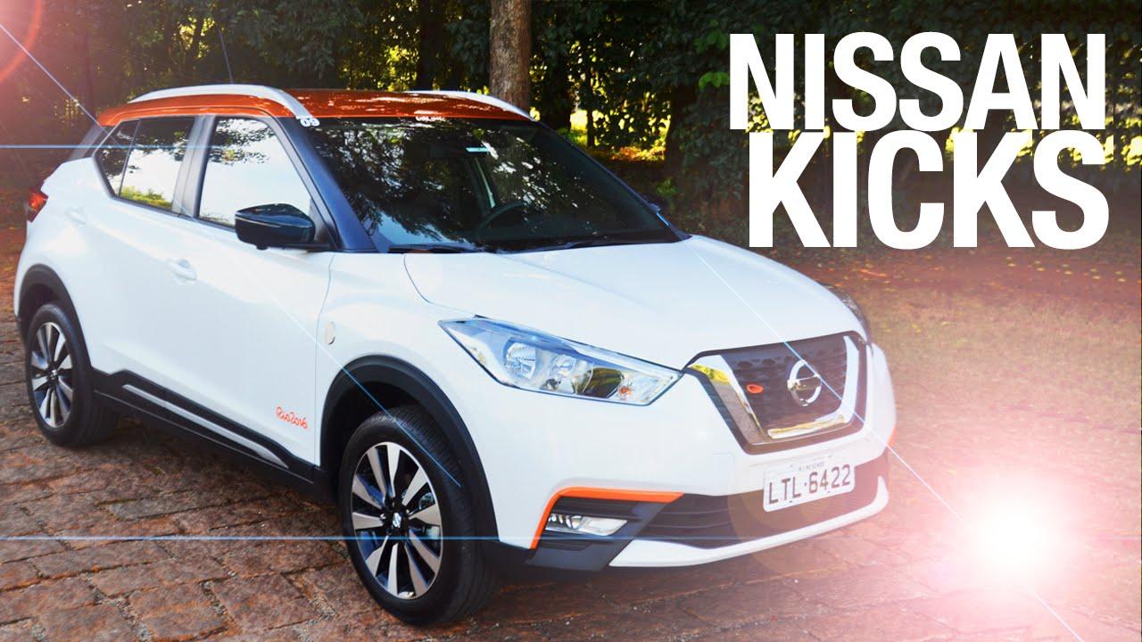 Nissan Kicks Rio 2016 RACIONAUTO YouTube