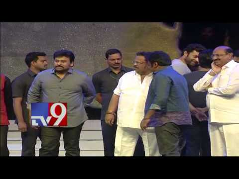Thumbnail: Dasari Narayana Rao Powerful Speech At Chiranjeevi's Khaidi No 150 Pre Release Event