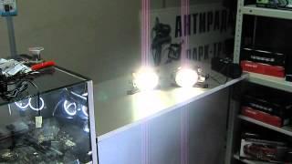 БМВ е-39 ПТФ (светодиодные противотуманные фары)(мощьность 6 ватт линзы 10° DRL + ПТФ + стобоскоп., 2012-10-03T16:13:25.000Z)