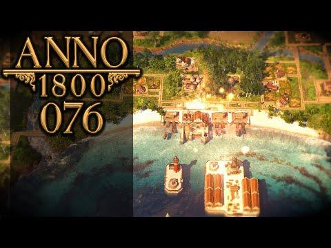 ANNO 1800 🏛 076: Tief in der Karibik...