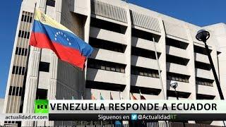Venezuela responde con