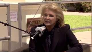 Candice Bergen, actress and author
