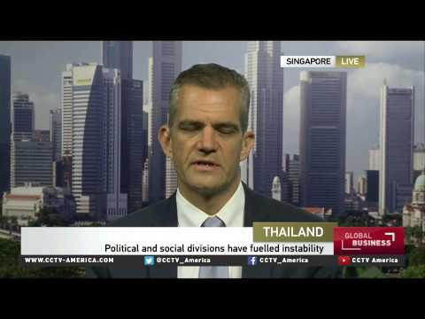 Dane Chamorro of Control Risks discusses Thailand's economy