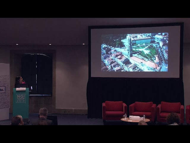 The Internet of Moving Things - Professor Susana Sargento