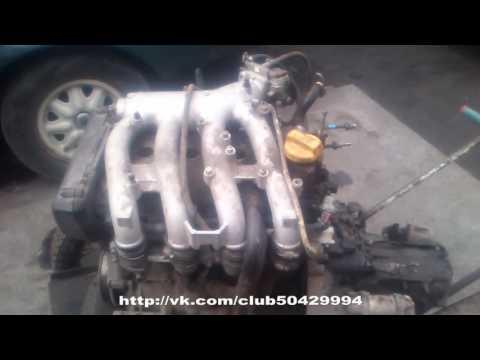 Переборка двигателя ваз 2112 16 клапанов своими руками видео