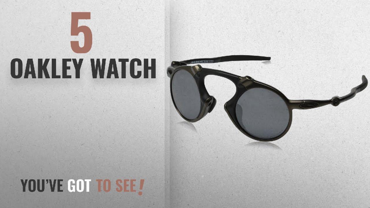 6a0b2d00dc Top 10 Oakley Watch   Winter 2018    Oakley Men s Madman OO6019-02 ...