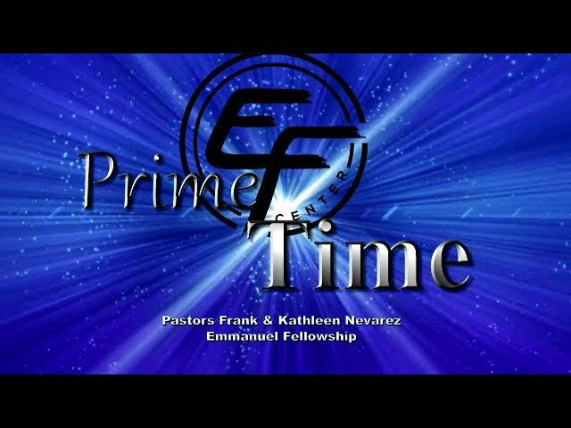 EF Prime Time - Episode 3: April 2018