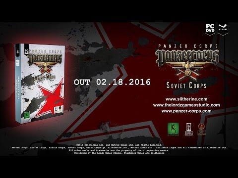 Panzer Corps: Soviet Corps Teaser Trailer