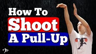 How to Shoot a Pull Up Jump Shot | Mid Range Pull Up Jumper Drill