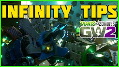 Plants vs Zombies Garden Warfare 2 - How To Get To High Rounds On Infinity! Top Tips
