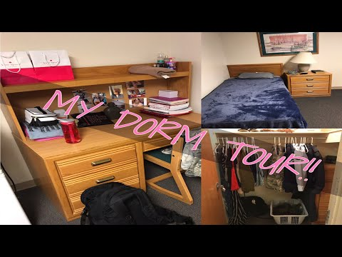 My Tech School Dorm Tour 2017 (Keesler Air Force Base)