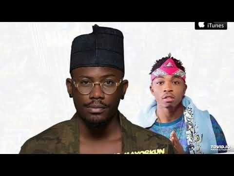 Ycee Ft  Mayorkun -  Komije Remix 2017 Official Audio