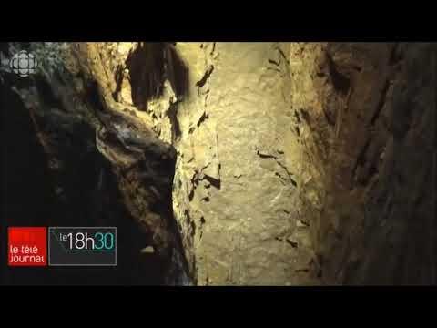 Cavernes sous Montréal